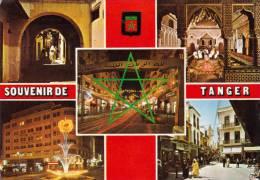 013K-  Maroc Marokko Morocco  Souvenir Du Tanger 1981 - Tanger
