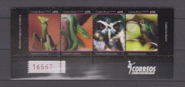 Costa Rica YV 837/0 N 2007 Faune - Stamps