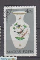 Hongrie YV ? O 1972 Oiseau - Reptiles & Batraciens