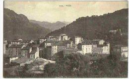 1928 VICO - Vue Peu Courante Et Rapprochée Sur Le Bourg - Ohne Zuordnung