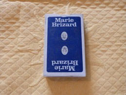 """Cartes à Jouer """"MARIE BRIZARD"""" - 32 Karten"""