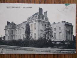 93 - MONTFERMEIL - Le Château. - Montfermeil