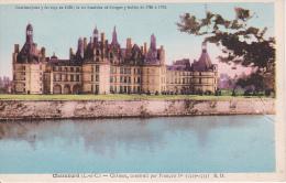 CPA Château De Chambord  (9172) - Chambord