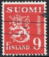 Finland SG432 1948 Definitive 9m Good/fine Used - Finland