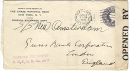 STATI UNITI - UNITED STATES - USA - US - 1919 - Intero Postale - Entier Postal - Postal Stationery - 3 Cents - Opened... - 1901-20