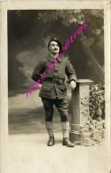 Carte Photo-1920-Grenoble -Paul Soisson, 30e Régiment Chasseur à Pied - War, Military