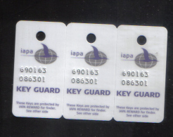IAPA -  FREQUENT FLYER KEY CARD - Other Collections