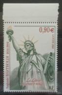 Auguste Barthodi  - La Liberté éclairant La Monde  /  France  2004  -  Neuf - Unused Stamps