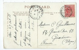 Cachet,  STONES 1908- - Francobolli