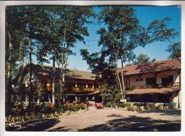 HAGETMAU 40 - L'AUBERGE DES LACS D'HALCO -( Restaurant ) CPM GF 1984 - Landes - Hagetmau