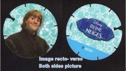 Simply Market Super Flizz Disney Reine Des Neiges Kristoff N° 29 - Disney