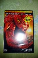 Dvd Zone 2 Spider-Man 2  Vostfr + Vfr - Ciencia Ficción Y Fantasía
