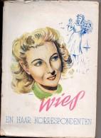 Wies En Haar Korrespondenten Par M. De Vleeschouwer-Verbraeken - Livres, BD, Revues