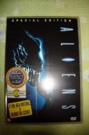 Dvd Zone 2 Aliens Sigourney Weaver  Vostfr + Vfr - Sciences-Fictions Et Fantaisie