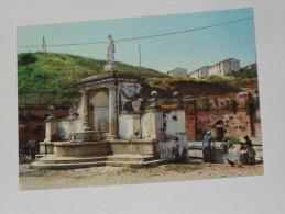 POTENZA - Genzano di Lucania - Fontana Cavallina - Animata con lavandaie