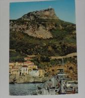 POTENZA - Maratea - Suggestiva visione del porto con Redentore