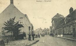 Becelare - Dorpplaats ( Verso Zien) - Zonnebeke