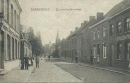 Zonnebeke - Yperschesteenweg ( Verso Zien) - Zonnebeke