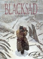 No PAYPAL !! : Juanjo GUARNIDO & Canales BLACKSAD 2 Artic-NATION + Marque Page ,Éo DARGAUD 2003 Bd NEUF Album Top - Blacksad