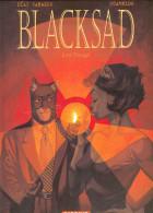 No PAYPAL !! : Juanjo GUARNIDO & Canales BLACKSAD 3 AME  ROUGE ,Éo DARGAUD 2005 Bd NEUF Album Top - Blacksad