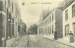 Ardooie - Kortrijkstrrat - 1917 ( Verso Zien) - Ardooie