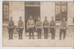 Hussards En Armes. Sabres Et  Clairon. - Regiments