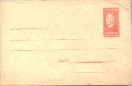 YUGOSLAVIA - JUGOSLAVIJA - TITO - Mi U 8 B  With SAVINGS Propagand. - 1949 - Postwaardestukken