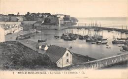 CPA 56 BELLE ISLE EN MER LE PALAIS LA CITADELLE - Belle Ile En Mer