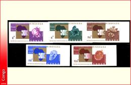 Congo 0684/88** ND  Foire Internationale  MNH - République Démocratique Du Congo (1964-71)