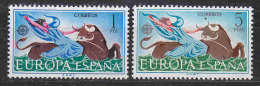 Europa Cept 1966 Spain 2v ** Mnh (LT624) - Europa-CEPT