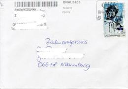 Germany - Umschlag Echt Gelaufen / Cover Used # MZZ Briefdienst (P282) - Theologians