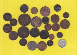 Monete E Gettoni Lotto 26 Pezzi Da Classificare - Monete