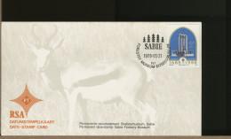 RSA  -  BOSBOUMUSEUM  -  SABIE  -  FORESTRY  MUSEUM  Una Delle Più Grandi Foreste Artificiali Nel Mondo - Vegetazione