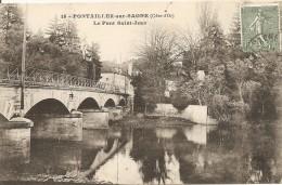 Pontailler-sur-Saône - Le Pont Saint-Jean - France