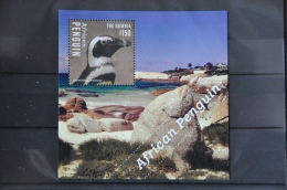 O 225 ++ GAMBIA 2014 VOGELS BIRDS OISEAUX PENGUIN PINGUIN MNH ** - Gambia (1965-...)