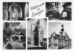 12  VILLEFRANCHE De ROUERGUE - Villefranche De Rouergue