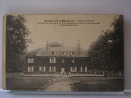 BARNEVILLE LA BERTRAND (14) - CHATEAU DU BREUIL - ANIMEE - France