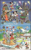 Walt Disney  MiNr. 1109 - 1110 (Block 162+163) Grenada/Grenadinen  MNH / ** / POSTFRISCH - Disney