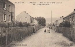 08 FUMAY  Le Charnois - Une Rue De La Cité Ouvrière De L'Usine Pied-Selle - Fumay