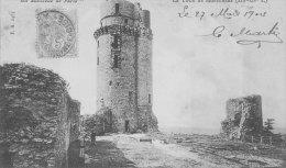 """La Tour De Montlhéry (XIII-XIV S)  """"les Environs De Paris"""" - Montlhery"""