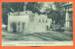 "Dpt  54  Exposition De Nancy 1909  ""  Ambulance De L'hopital De Casablanca  "" - Nancy"