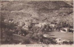 MONTPEZAT (ARDECHE)  ET LA PRAIRIE 1926 - Sonstige Gemeinden