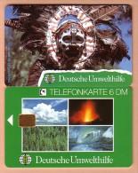 GERMANY / ALLEMAGNE / Phonecard / Deutsche Umwelthilfe / O 1120 / mint / Kikuyu in Zentral-Kenia