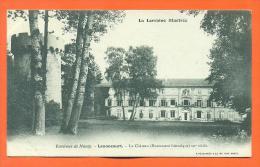 """Dpt  54  Lenoncourt   """"  Le Chateau  """"  Carte Precurseur - Autres Communes"""