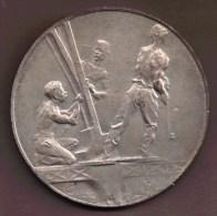 MEDAILLE Souvenir De L´ascension De La Tour Eiffel - Royal / Of Nobility