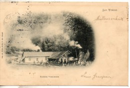 88. Scierie Vosgienne - France