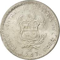 [#41912] Pérou, République, 5 Intis 1987, Miguel Grau, KM 300 - Pérou