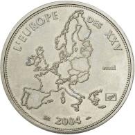 L'Europe Des XXV, Médaille - France