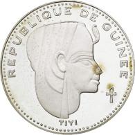 Guinée, République, 500 Francs, 1970, 10ème Anniversaire De L'Indépendance, KM 2 - Guinée