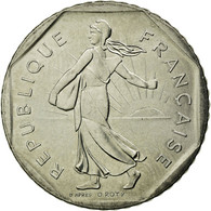 [#27643] V�me R�publique, 2 Francs Semeuse 1985, KM 942.1